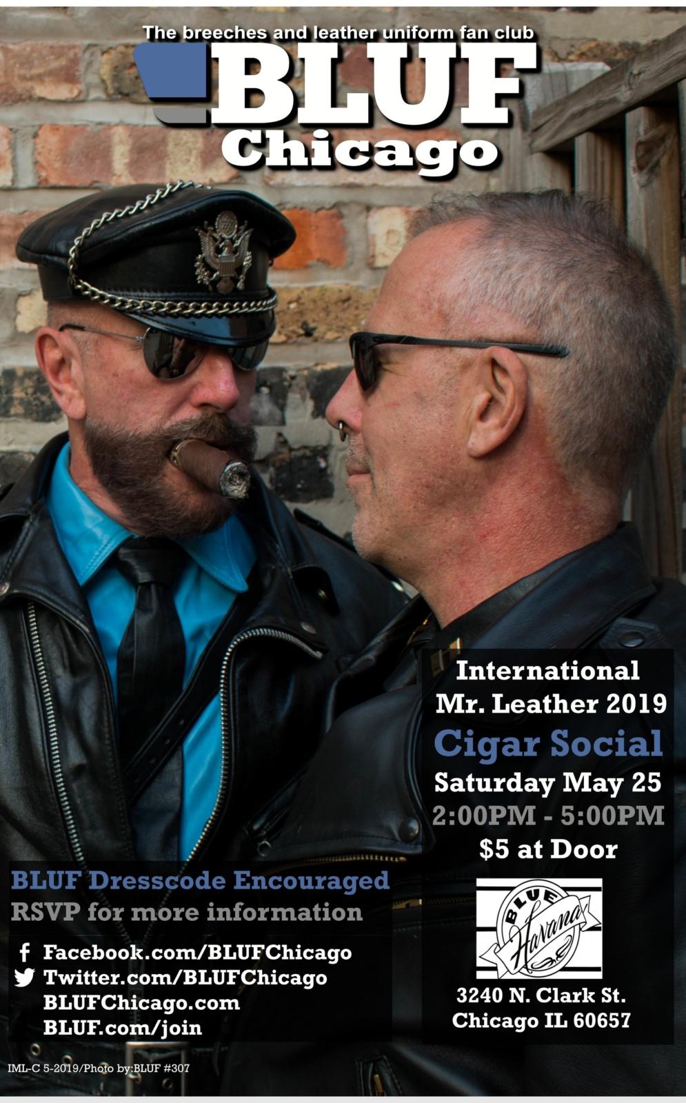 BLUF IML Cigar 2019